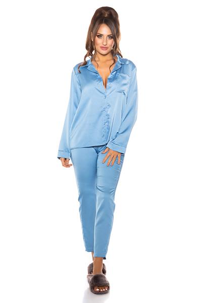 Roupa Pijama de cetim