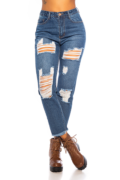 Roupa Jeans MOM FIT