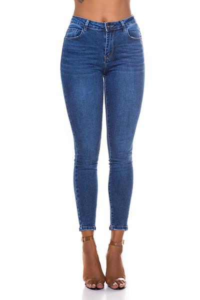 Roupa Jeans Slim