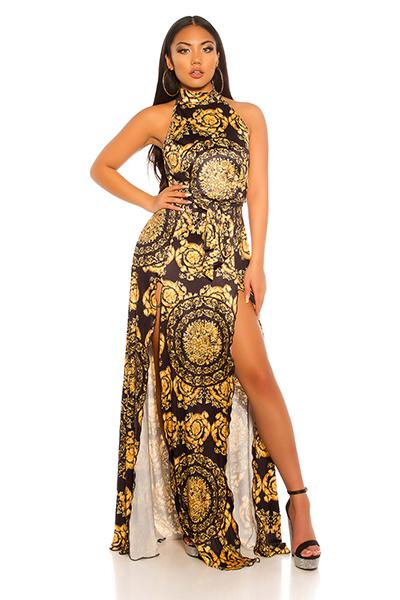 Roupa Vestido estampado
