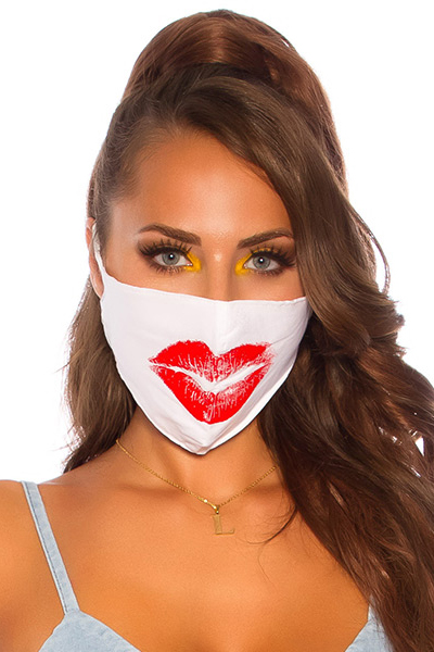 Roupa Máscara