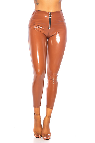 Roupa Leggings latex