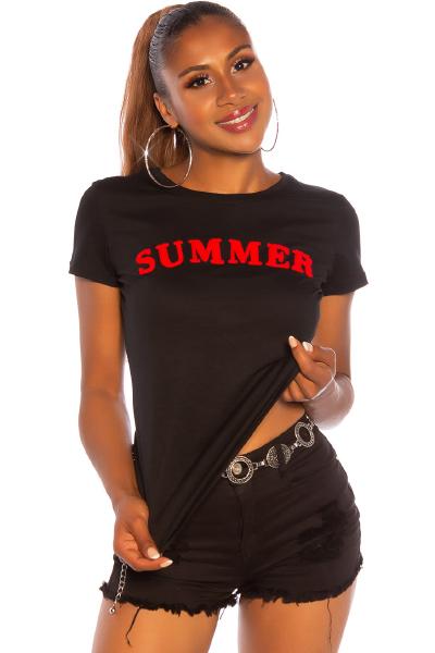 Roupa T-Shirt Summer