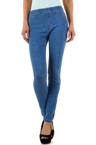 Roupa High Waist Jeans