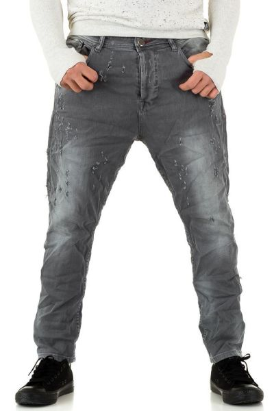 Roupa Relaxed Fit jeans