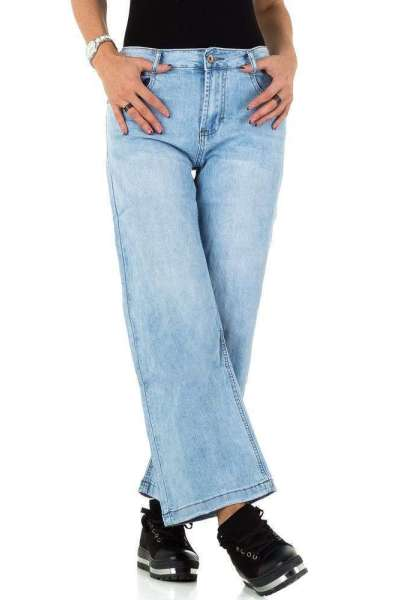 Roupa Relaxed Jeans