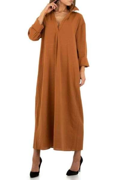 Roupa Vestido camiseiro