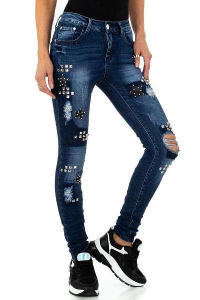 Roupa Jeans elásticas