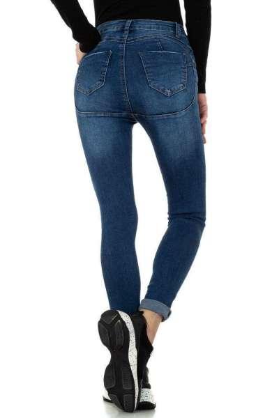 Roupa Jeans cintura subida
