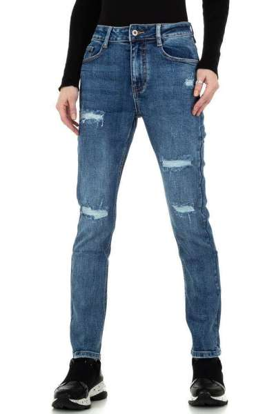 Roupa Jeans a direito