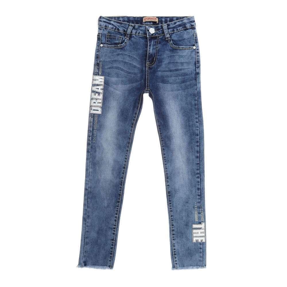 Roupa Jeans Rapariga