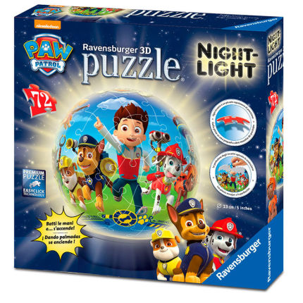 Roupa Candeeiro 3D Puzzle