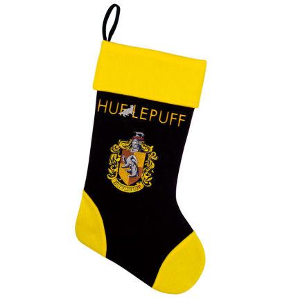 Roupa Meia de natal Hufflepuff