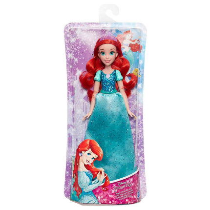 Roupa Boneca Brilho Real Ariel