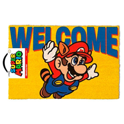 Roupa Capacho Super Mario
