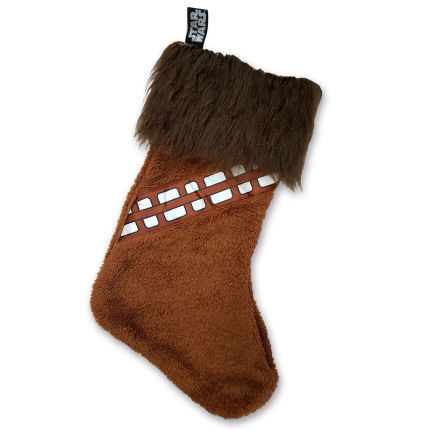 Roupa Meia de Natal Chewbacca