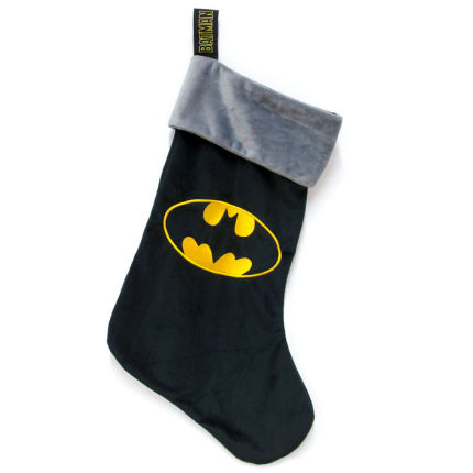 Roupa Meia de Natal Batman
