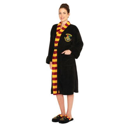 Roupa Roupão Hogwarts