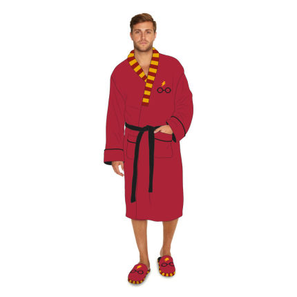 Roupa Robe Harry Potter