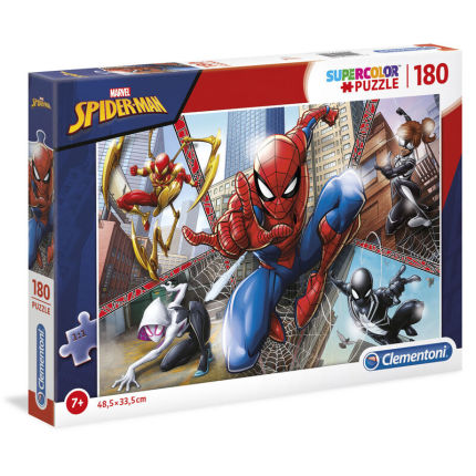Roupa Puzzle Spiderman Marvel