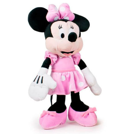 Roupa Minnie 80cm