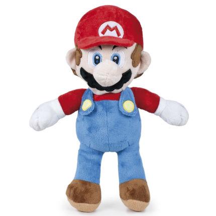 Roupa Peluche Mario