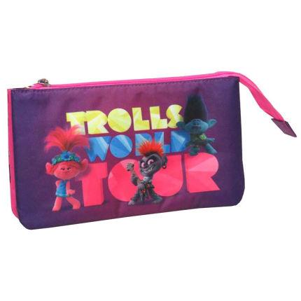 Roupa Estojo Trolls - triplo