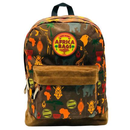 Roupa Mochila portatil Africa 42cm