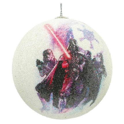 Roupa Bola de Natal Darth Vader