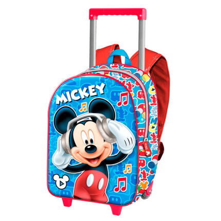 Roupa Trolley 3D Mickey 34cm