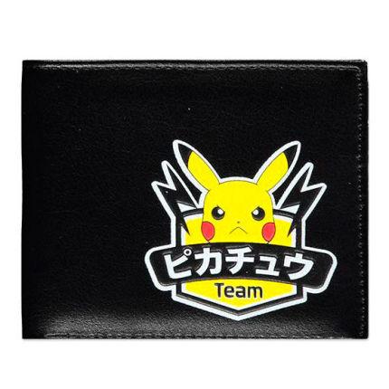 Roupa Carteira Pikachu