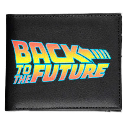 Roupa Carteira Back To The Future Universal