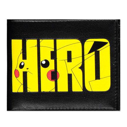 Roupa Carteira Pokemon Olympic