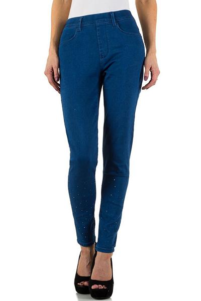 Roupa Skinny Jeans - até tm. 52