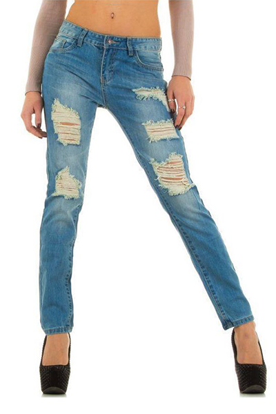 Roupa Relax Jeans