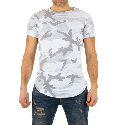 Roupa T-Shirt camuflada