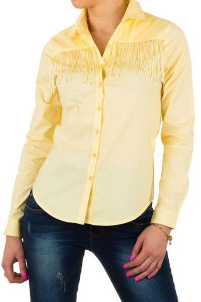 Roupa Camisa c/ franjas