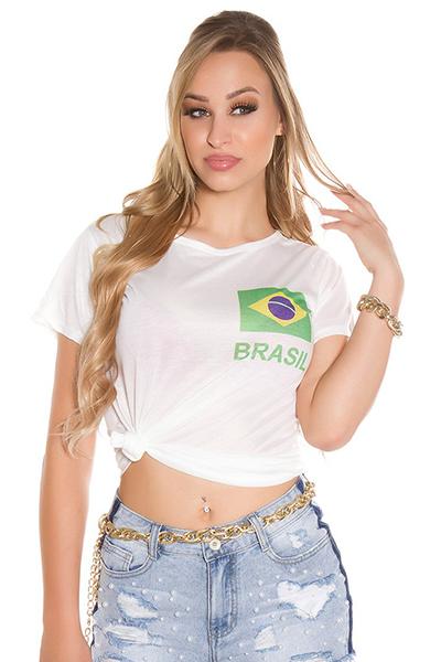 Roupa World Cup Brasil