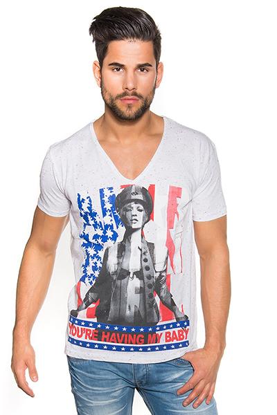 Roupa T-Shirt American Girl