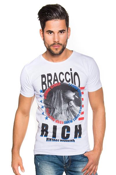 Roupa T-Shirt Braccio
