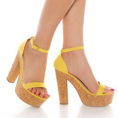 Roupa Sandálias - 15cm