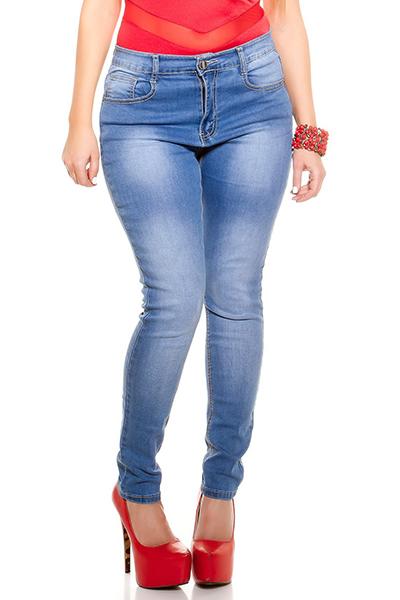 Roupa Jeans - Tm. até 48