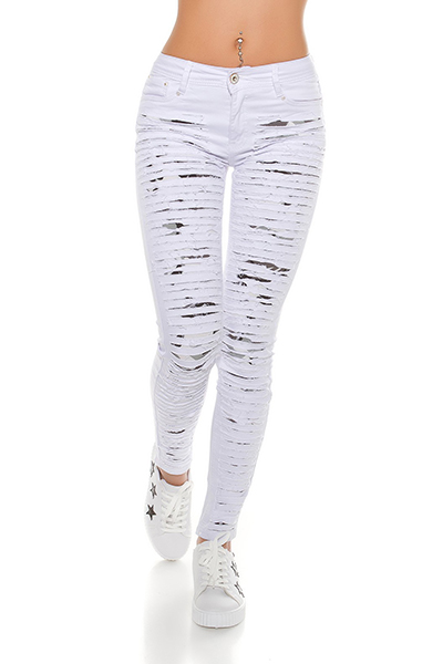 Roupa Jeans c/ camuflagem