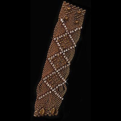 Roupa Pulseira c/ cristais