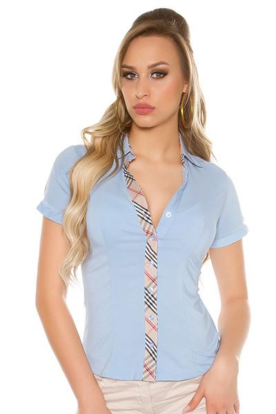 Roupa Camisa cintada