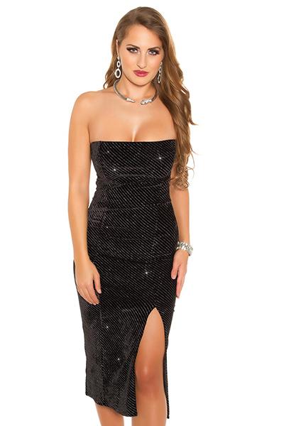 Roupa Vestido c/ glitter