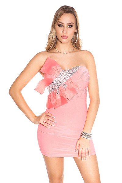 Roupa Vestido c/ cristais