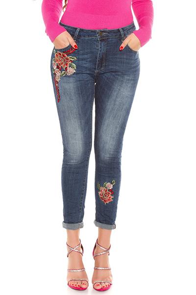 Roupa Jeans - tam. até 48