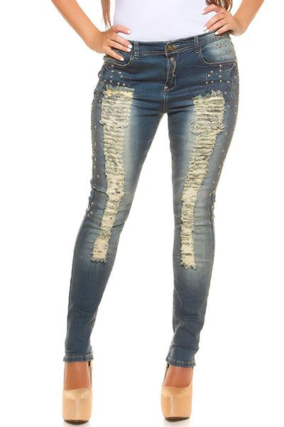 Roupa Jeans - Tm. até ao 48