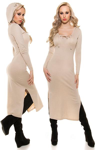 Roupa Vestido c/ capuz